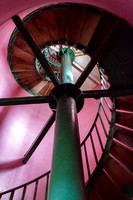 Elbow Cay Spiral Lighthouse